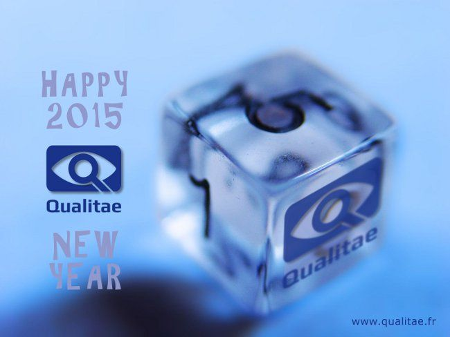 Christophe Chabbi Qualitae Happy New Year 2015